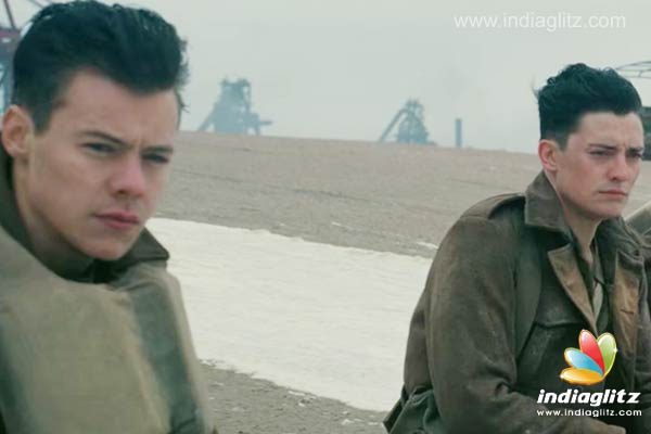 Intense new 60-second 'Mini-Trailer' for Dunkirk
