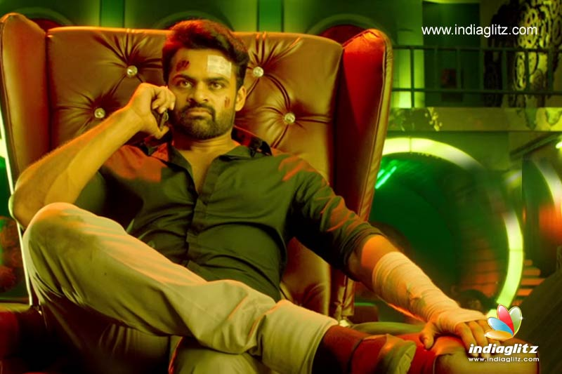 Sai Dharam Tej starred Intelligent movie teaser is out now