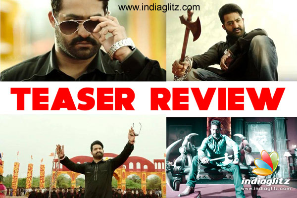 Jai Lava Kusa teaser out: Jr NTR looks deadly in this thriller