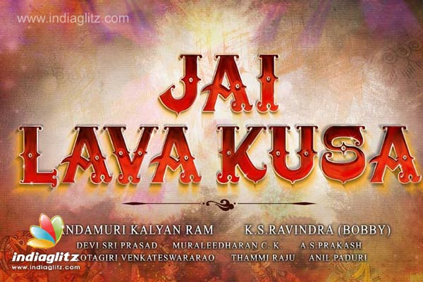 First look of jr ntr 39 s 39 jai lava kusa 39 out on friday for C k muraleedharan