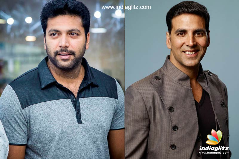 Ravi and Ahmed team up for an action drama