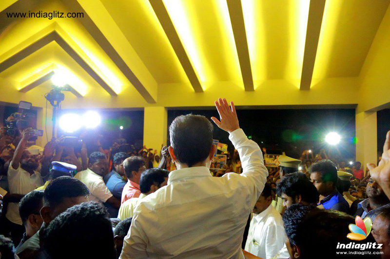 Why Is Gemini Ganesan S Daughter Angry With The Makers Of: Kamal Visits Kalam's Memorial House