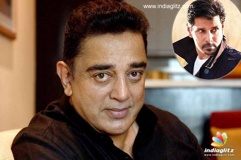 Vikram's next to be produced by Kamal Haasan