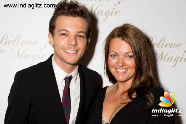 Louis Tomlinson Fulfills His Late Mother's Dying Wish!