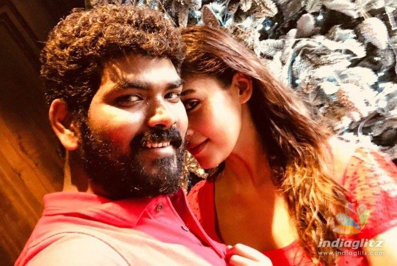 Lady superstar boyfriend bond on x mas day malayalam movie news the most happening couple of kollywood nayanthara and vignesh shivan celebrated christmas together december 25 is the day on which nayans debut film thecheapjerseys Gallery