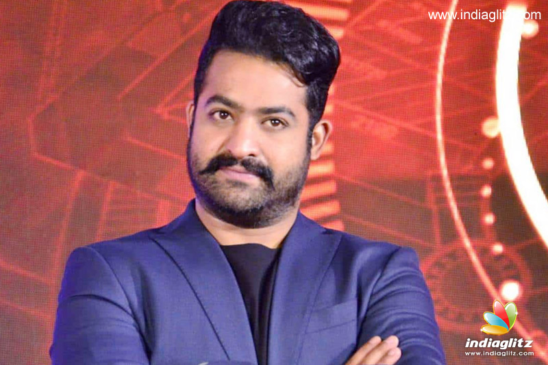 Jr NTR gives a big shock to his fans