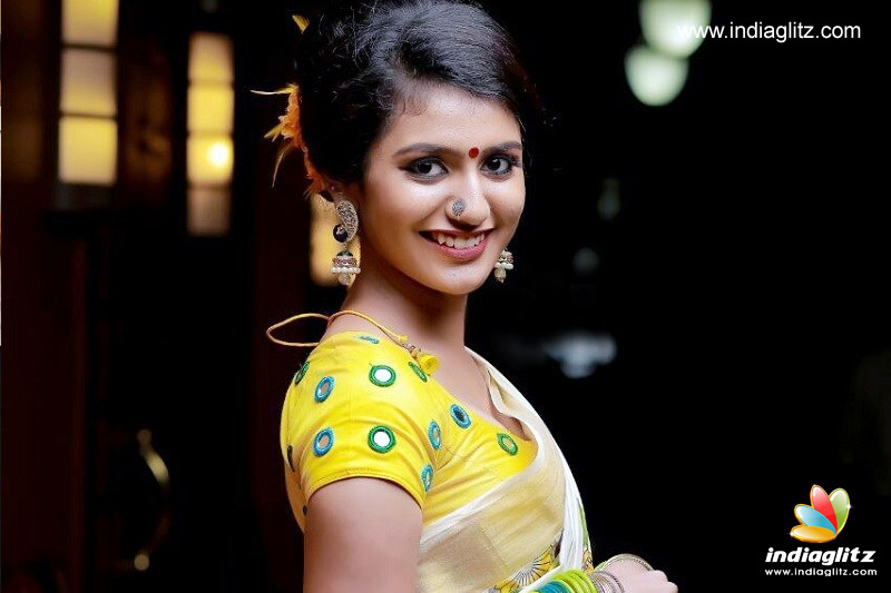Priya Varrier on who her favourite Telugu actor is