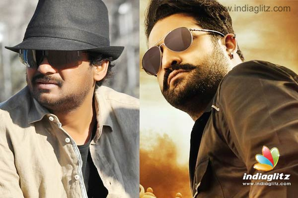 Reason Behind Rumors of NTR Stealing Puri's Story