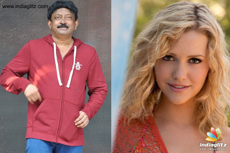 LEAKED: Pornstar Mia Malkova goes naked with Ram Gopal Varma?