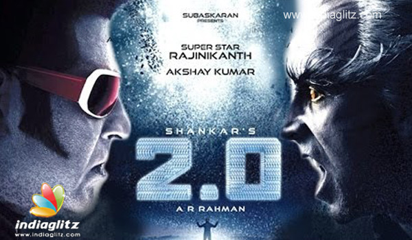 Ft hot air balloon to promote Rajini-Akshay's 2.0