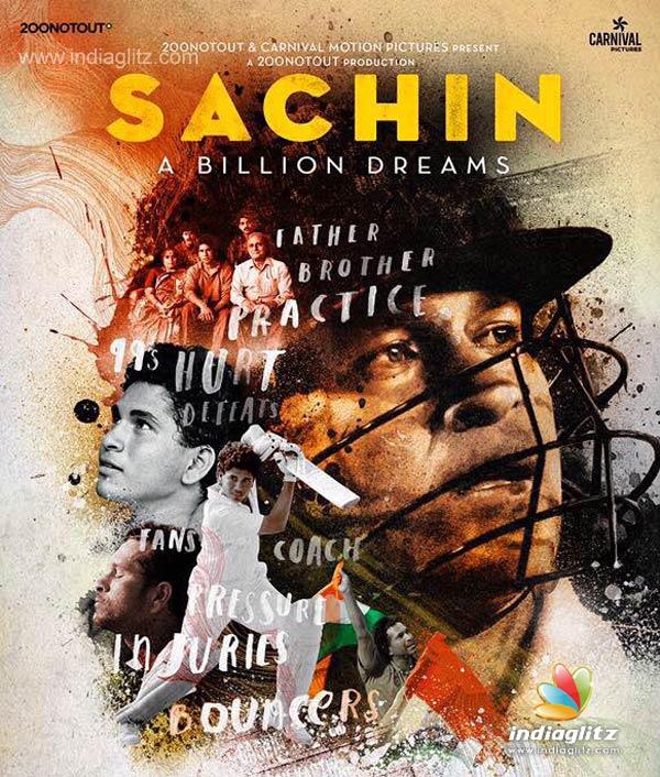Sachin A Billion Dreams Official Trailer Launch | Sachin Tendulkar