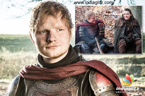 'Game of Thrones' director defends Ed Sheeran's cameo