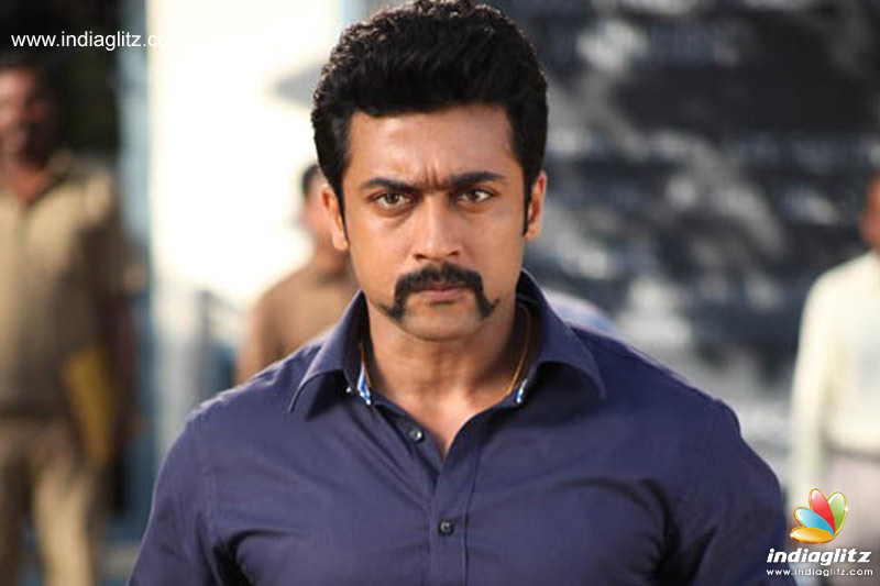 Actor Suriya's fans stage protest outside Sun TV office