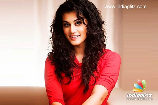 Tapsee's comments about senior director turns into a controversy