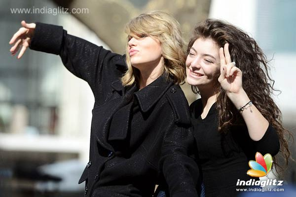 Lorde: 'I'm not part of Taylor Swift's squad'