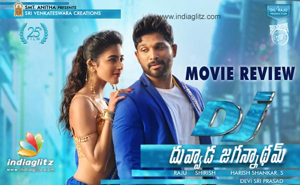 Duvvada Jagannadham Movie Review