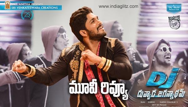 Duvvada Jagannadham Telugu Movie Review