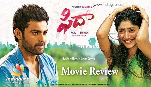 Fidaa Movie Review