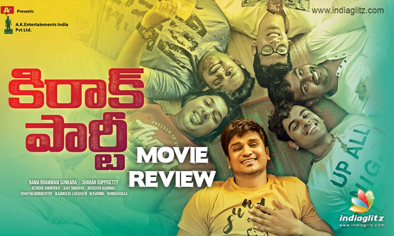 Kirak Party Movie Review