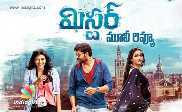 Mister Telugu Movie Review