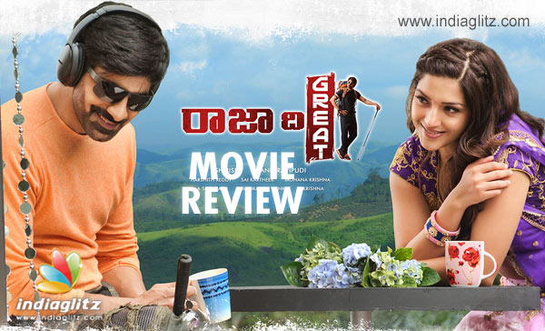 Raja The Great Movie Review