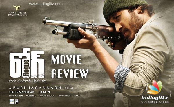 Rogue review  Rogue Telugu movie review, story, rating - IndiaGlitz com