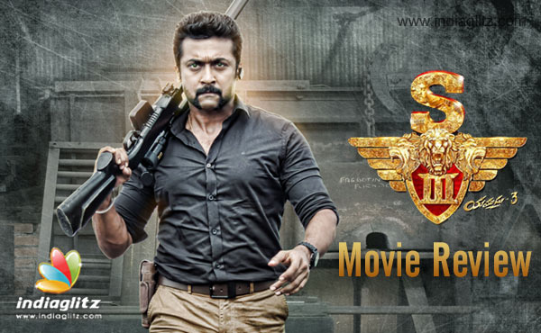Singam 3 Movie Review