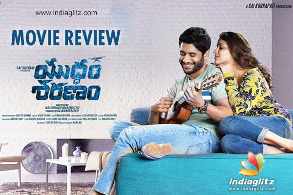 Yuddham Sharanam Movie Review