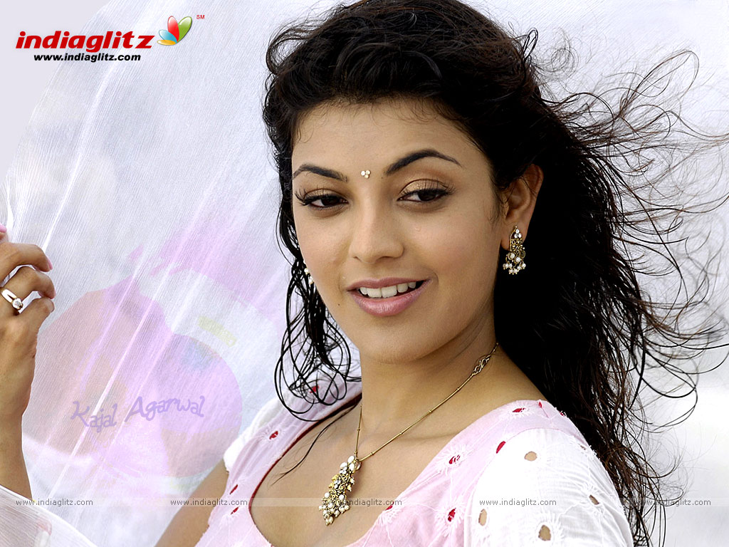 Indiaglitz Telugu Actress Kajal Agarwal Wallpapers